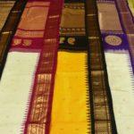 Pure Gadwal Silk Sarees from Umedaa