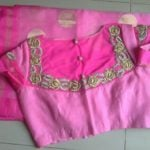 Collection of Colourful Kota Sarees with Designer Blouses