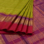 Handwoven Gadwal Silk Sarees Collection from Venkie Reddy