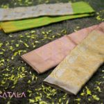 Pastel Pink Kanchipuram Silk Saree from Kankatala