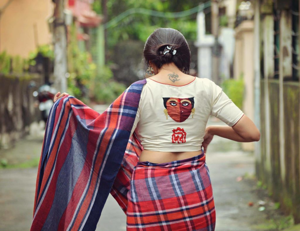 designer blouse designs from parama 1