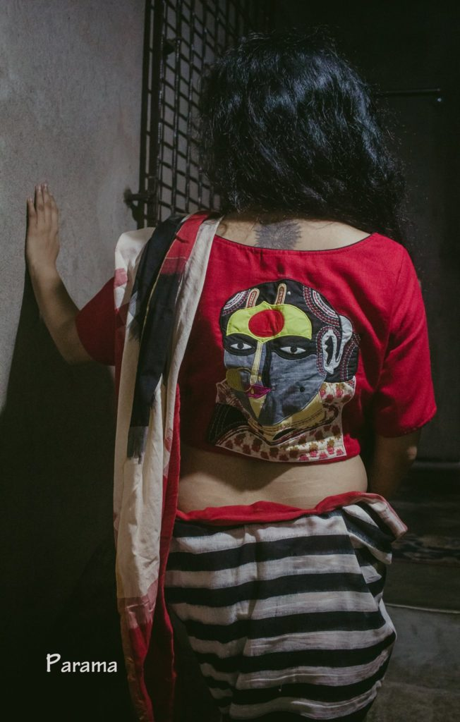 designer blouse designs from parama 2