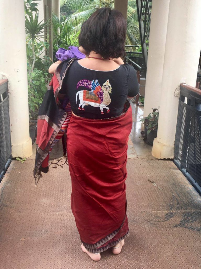 designer blouse designs from parama 6