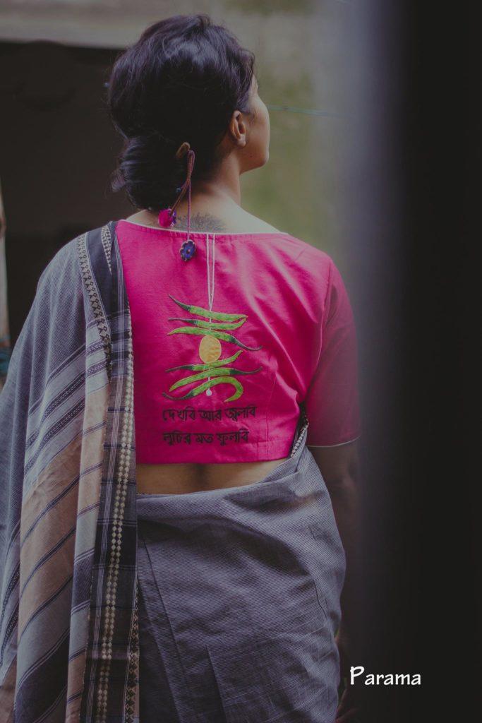 designer blouse designs from parama 8