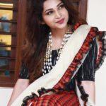 Handloom Inspiration from Tamil TV Anchor Nakshatra Nagesh
