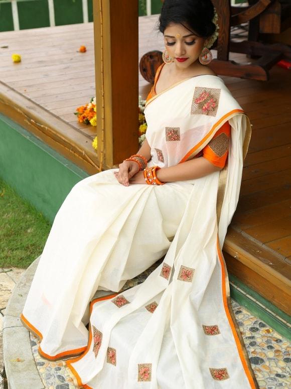 cut work saree from laksyah 1-min