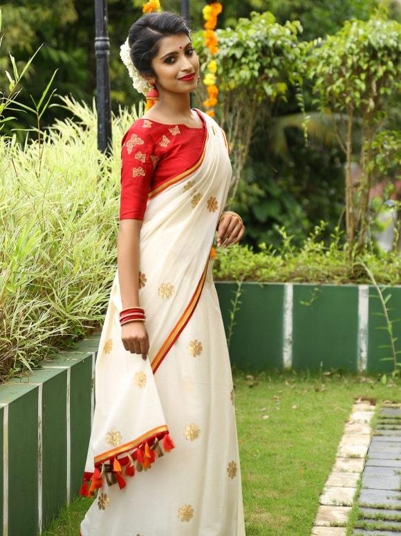 gota work saree from laksyah-min