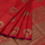 Handwoven Banarasi Kadhwa Tussar Silk Sarees from Avishya