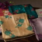 Muga Silk Sarees Collection from Keyah Boutique by Peena Roy